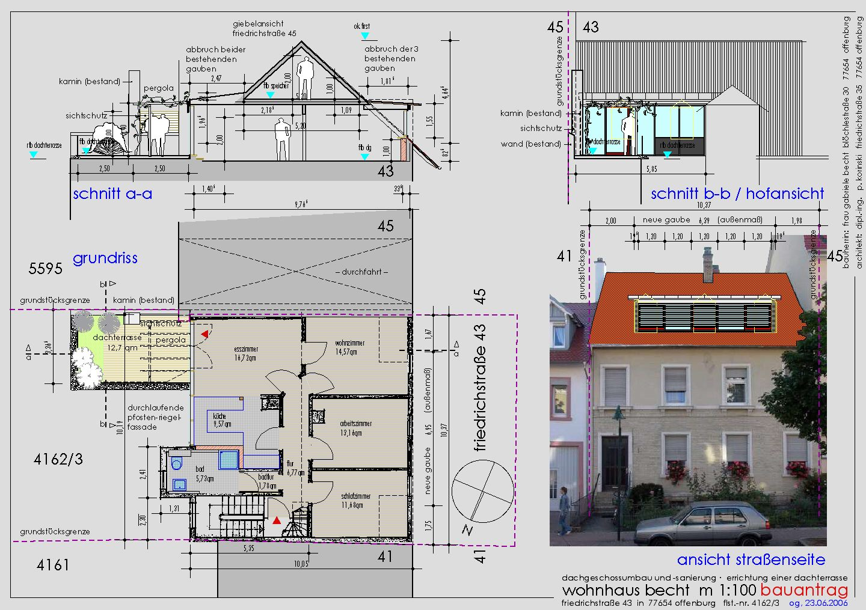 architekt korinski offenburg friedrichstra e 43 in offenburg. Black Bedroom Furniture Sets. Home Design Ideas